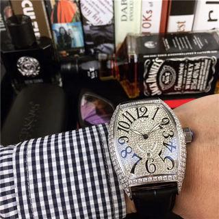 フランクミュラー fraメンズ 自動巻き 腕時計