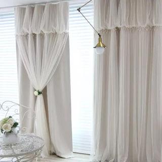 オーダーカーテン遮光カーテン 2枚で7980円から