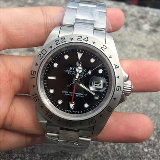 人気腕時計 ロレックス GMTマスターII 自動巻き