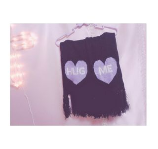 Hug me マフラー