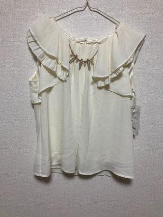 白ドレス 上のみ