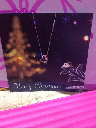 サマンサ クリスマス ポストカード