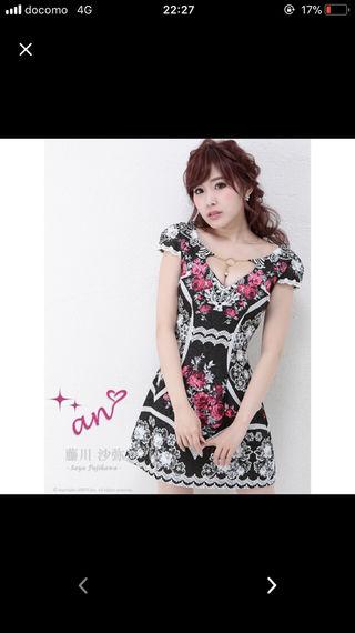 an ドレス Mサイズ