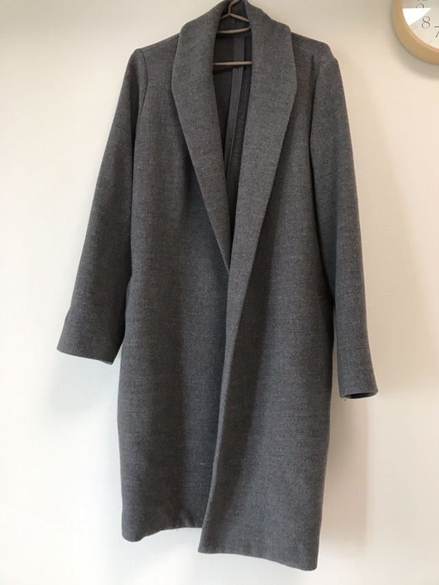 【sov.】トレンチコート 36サイズ(DOUBLE STANDARD CLOTHING(ダブルスタンダードクロージング) ) - フリマアプリ&サイトShoppies[ショッピーズ]