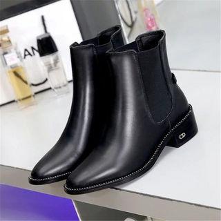 Dior シンプル ブーツ お早めに!