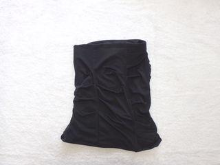 010MURUAドレープスカート
