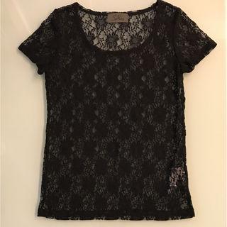 SpRayレースTシャツ