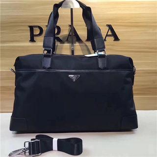 プラダ品番9125メンズ旅行用バッグ