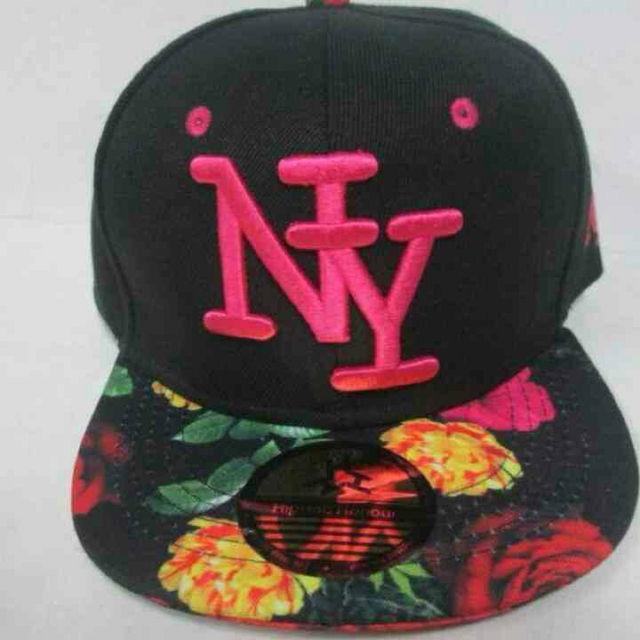 新品大人気NY 柄 カラフル 子供用 キャップ 帽子 - フリマアプリ&サイトShoppies[ショッピーズ]