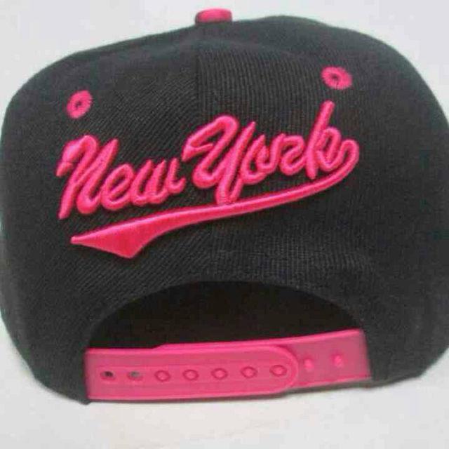 新品大人気NY 柄 カラフル 子供用 キャップ 帽子