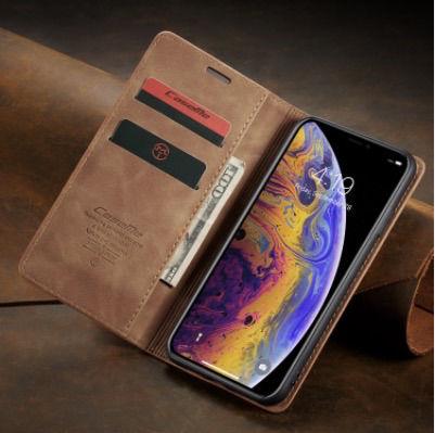 便利 !! スエード調 iPhone 11 手帳型ケース