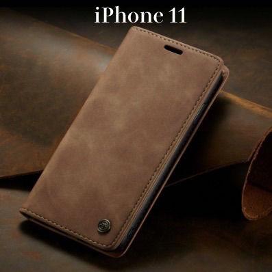 便利 !! スエード調 iPhone 11 手帳型ケース - フリマアプリ&サイトShoppies[ショッピーズ]