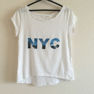 twnroom NYCロゴTシャツ
