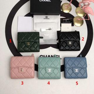大人気 chanel04 財布 選べるカラー
