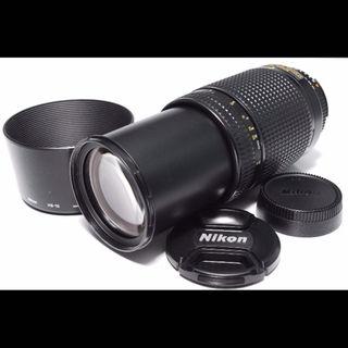 Nikon ED AF NIKKOR 70-300mm