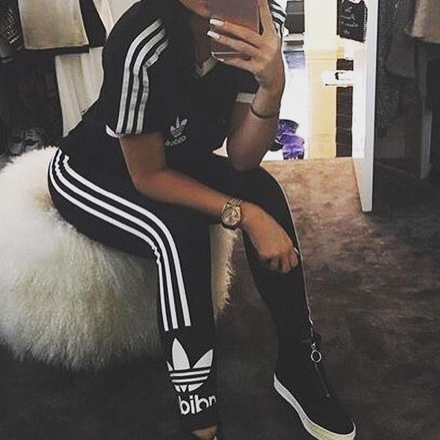 adidas leggings - フリマアプリ&サイトShoppies[ショッピーズ]