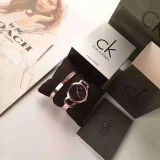 Calvin Klein新品 CK腕時計 2件セット