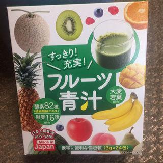 新品フルーツ青汁24包