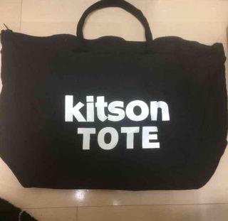 kitson トートバッグ