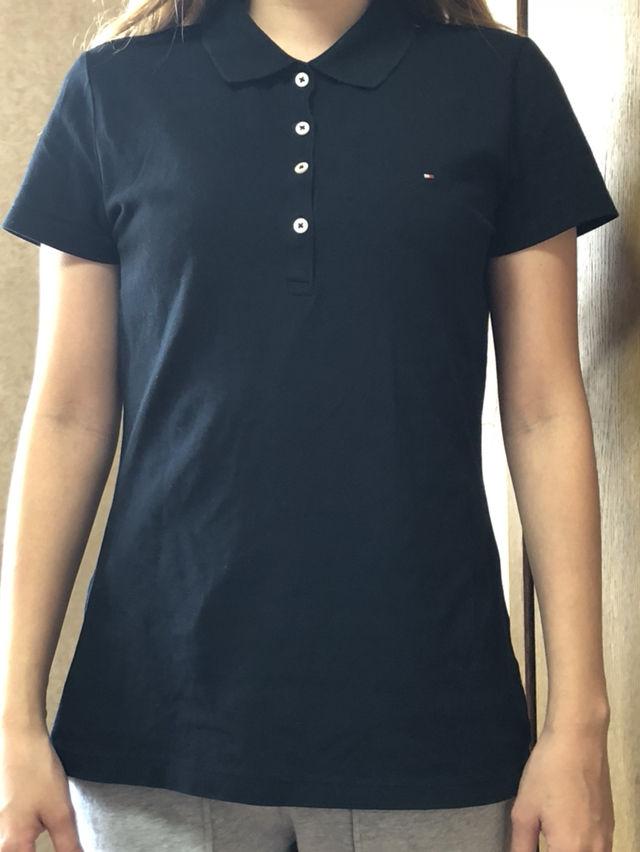 トミーフィルフィガー  ポロシャツ(Tommy Hilfiger(トミーヒルフィガー) ) - フリマアプリ&サイトShoppies[ショッピーズ]