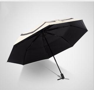 カメリア 晴雨兼用 折り畳み傘 日焼け対策シャネル