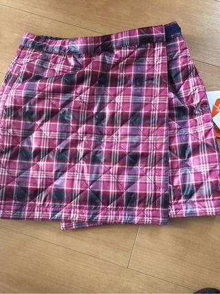 marieclaireの巻くタイプのスカート