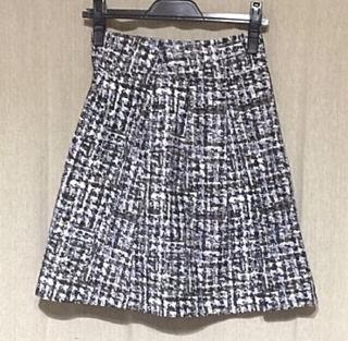 LADYMADEモノトーンスカート
