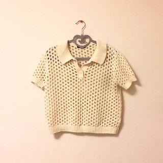 テニスシャツ