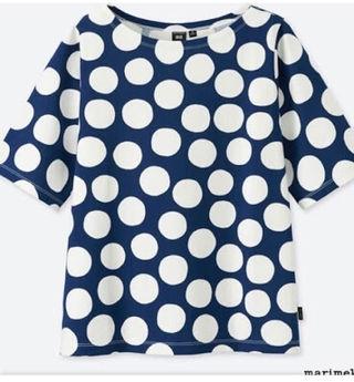 マリメッコ×UNIQLO大人気の限定コラボTシャツ