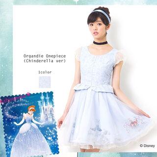 新品未使用タグ付き シークレットハニー シンデレラ ドレス