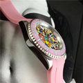 国内発送ロレックスサブマリーナピンク腕時計