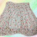リズリサ*花柄スカート