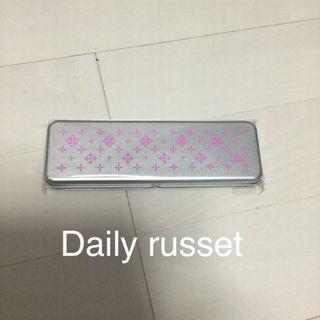 新品Daily russet ペンケース
