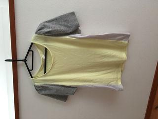 アナザーエディション 切り替えカラー Tシャツ