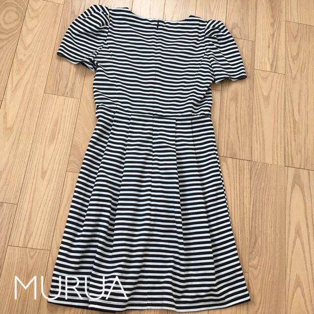 美品MURUA美ラインワンピース