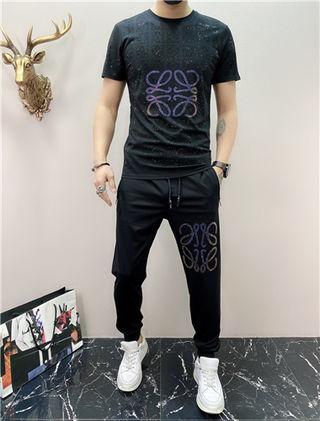 夏 人気セットアップ Tシャツ M-4XL