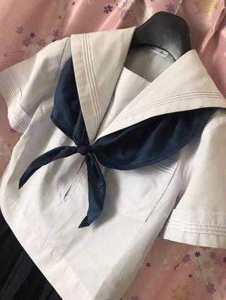 制服福岡県某私立高校セーラー服スーツ