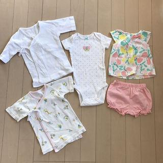 赤ちゃん 洋服セット 暖かい季節