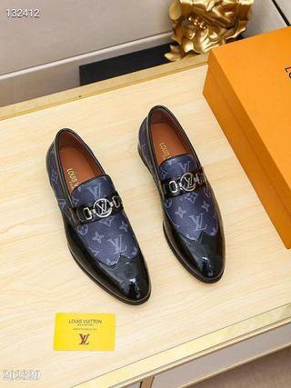高品質人気カップル革靴紳士スニーカー