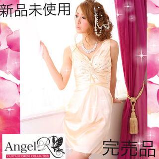 新品未使用完売品新作大人気AngelRストーン付綺麗めミニ