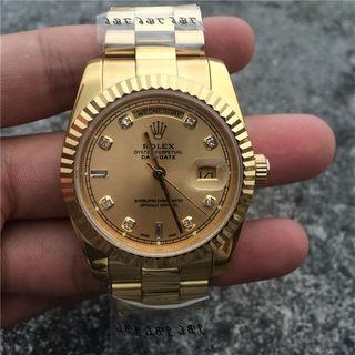 人気腕時計 ロレックス デイデイト自動巻き