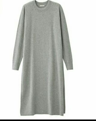 GU 長袖カバードレス