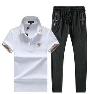 ベルサーチ Tシャツ上下セットTシャツ&パンツ  セット販売