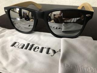 Ralferty 偏光グラス サングラスuv400 シルバー