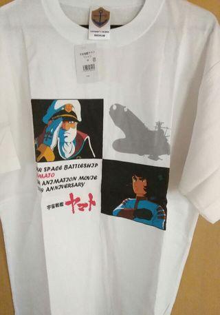 【宇宙戦艦ヤマト】新品未使用 Tシャツ 送料込み