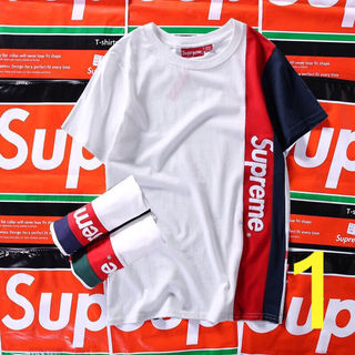 Supreme 男女兼用 超人気 tシャツ