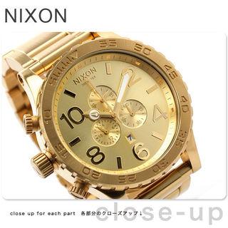 ニクソン 51-30 CHRONO 腕時計 A083-502