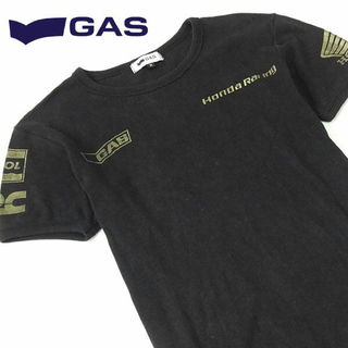GAS(ガス) レディース TシャツJ73