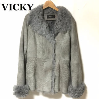 VICKY COUTURE☆ ビッキー ムートンコート 2