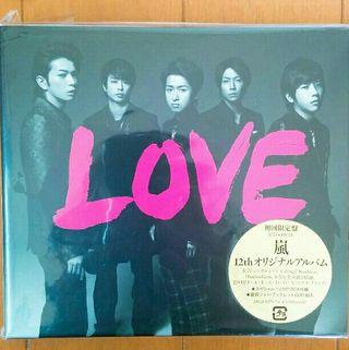 嵐 アルバム LOVE